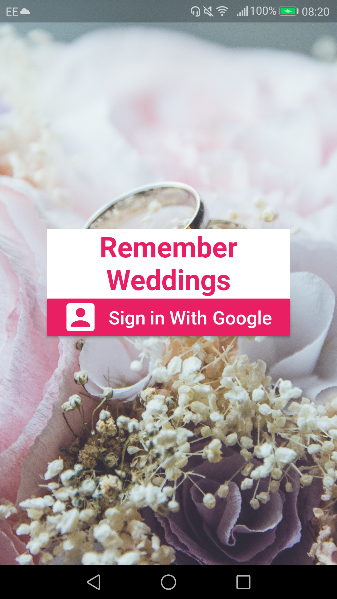 Remember Weddings | It's All Widgets!
