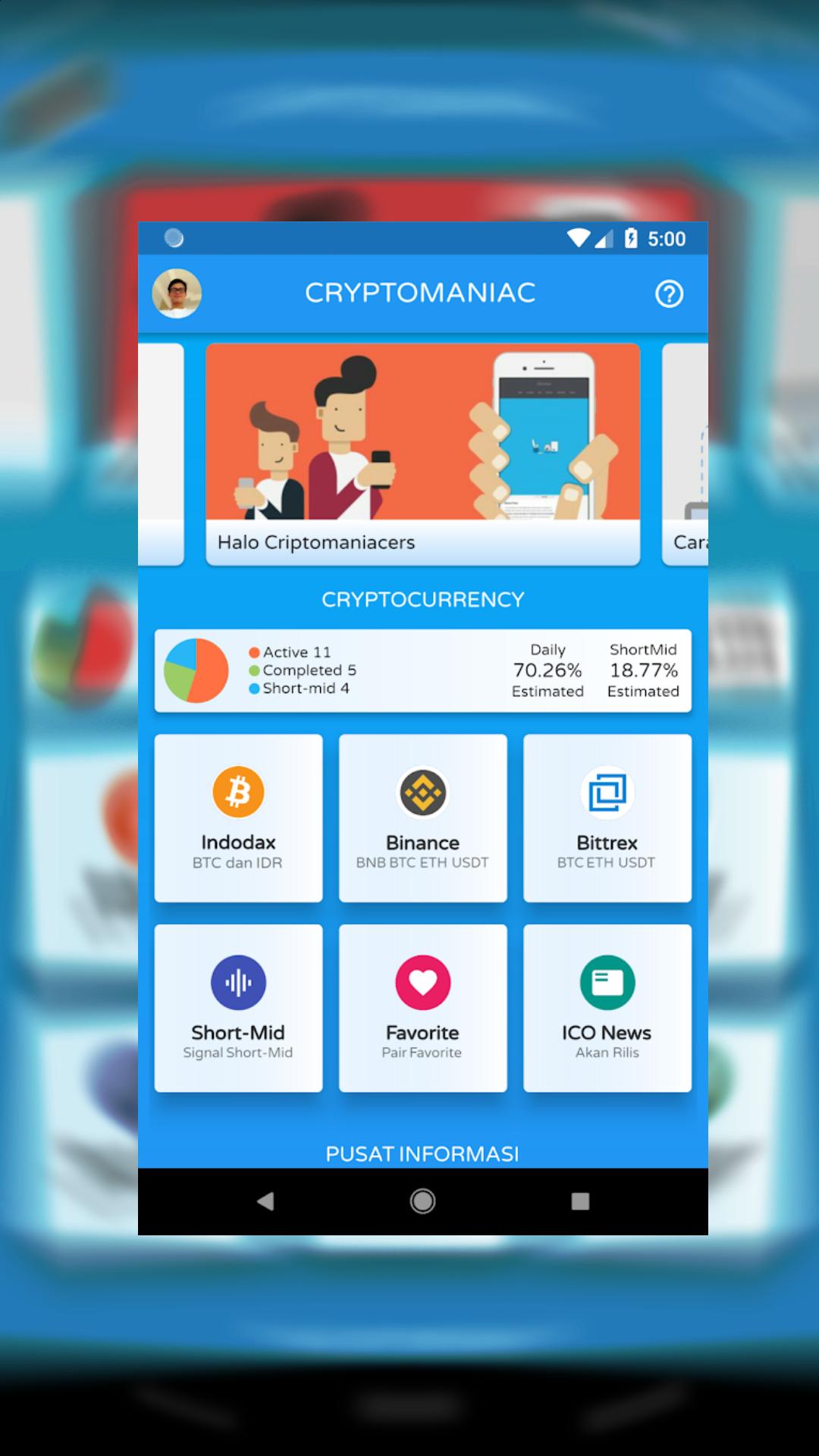 Cryptomaniac Pro | It's All Widgets!