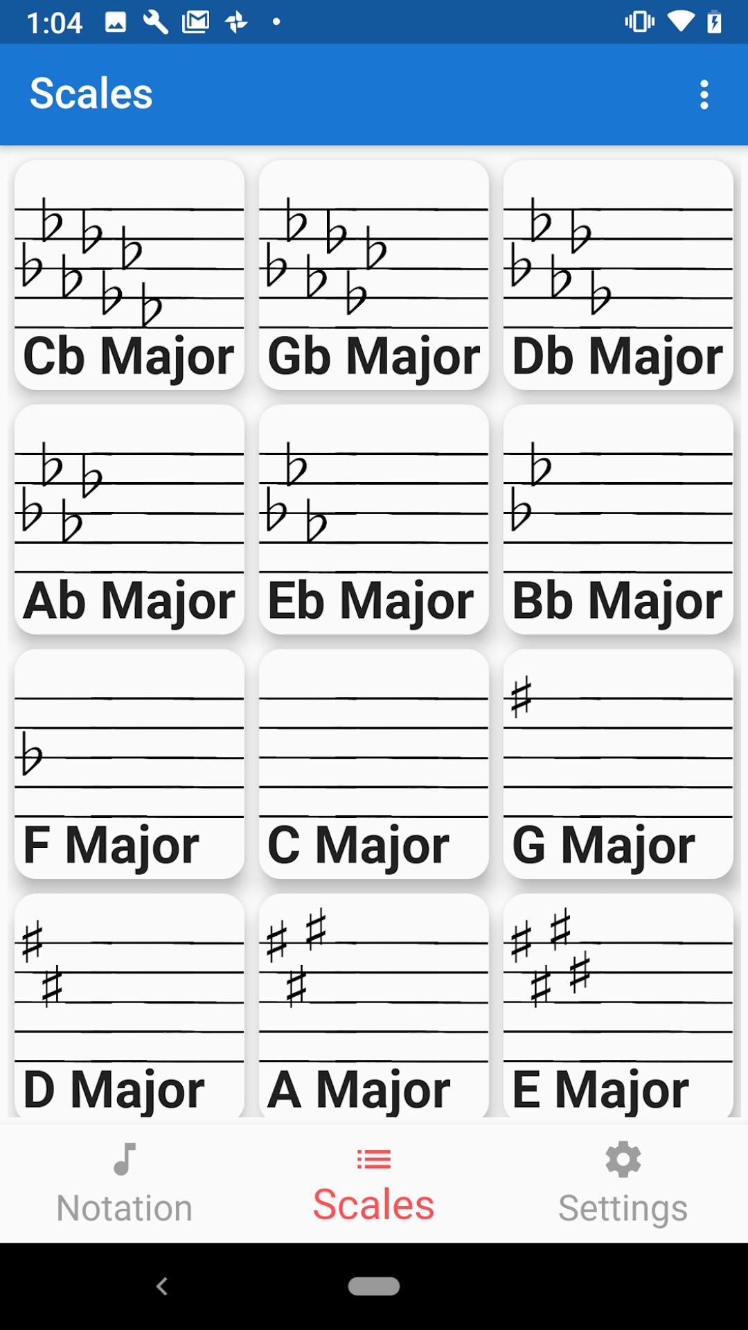Sheet Music Pro | It's All Widgets!