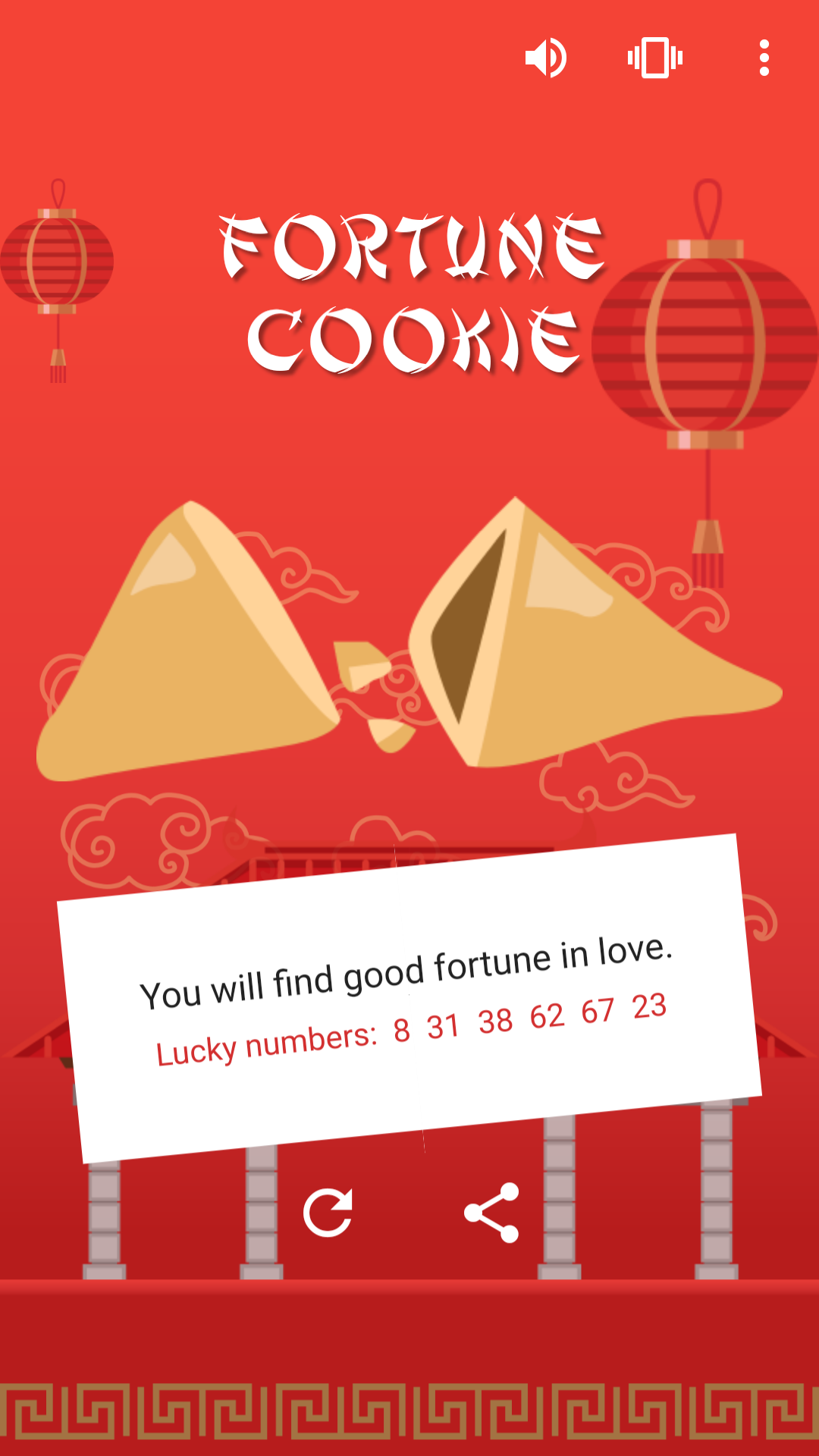 Chinese Fortune Cookie | It's All Widgets!