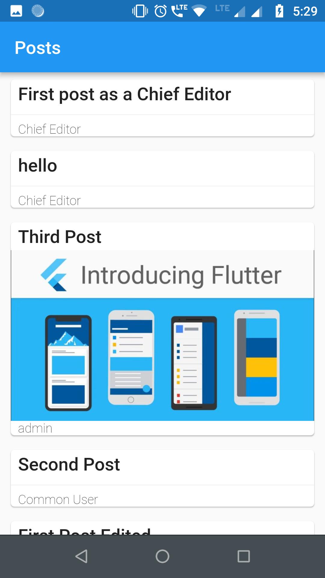 Flutter WordPress API | It's All Widgets!