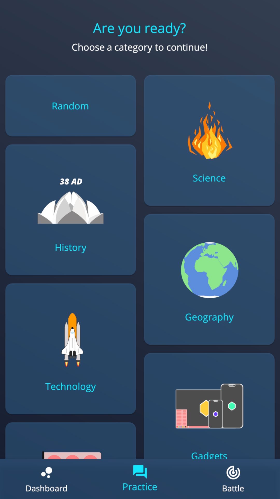 d3743983a A simple minimalistic quiz app with realtime multiplayer mode png 1080x1920  Retro 100 picture quiz logo