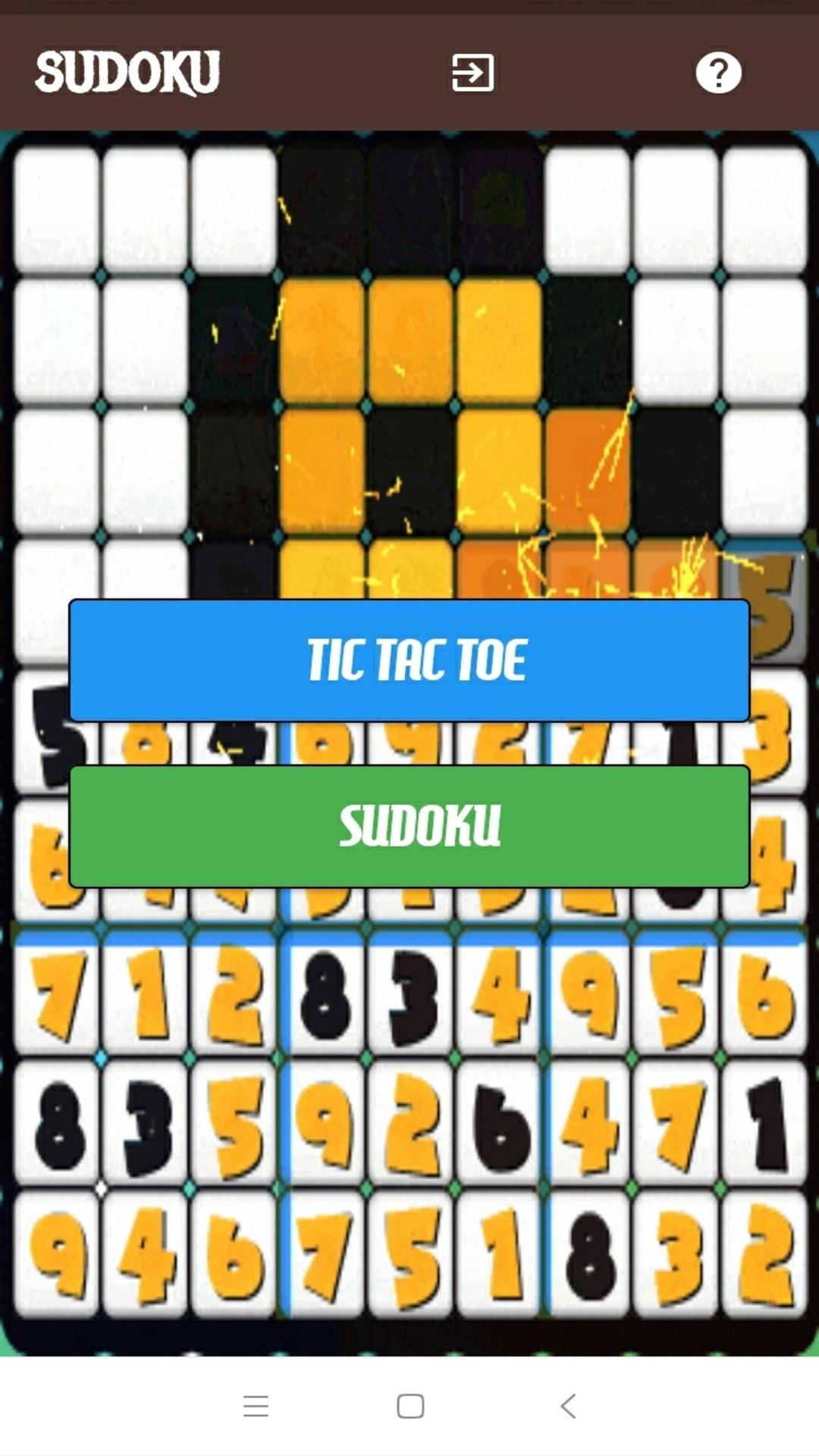 Free Classic Sudoku | It's All Widgets!