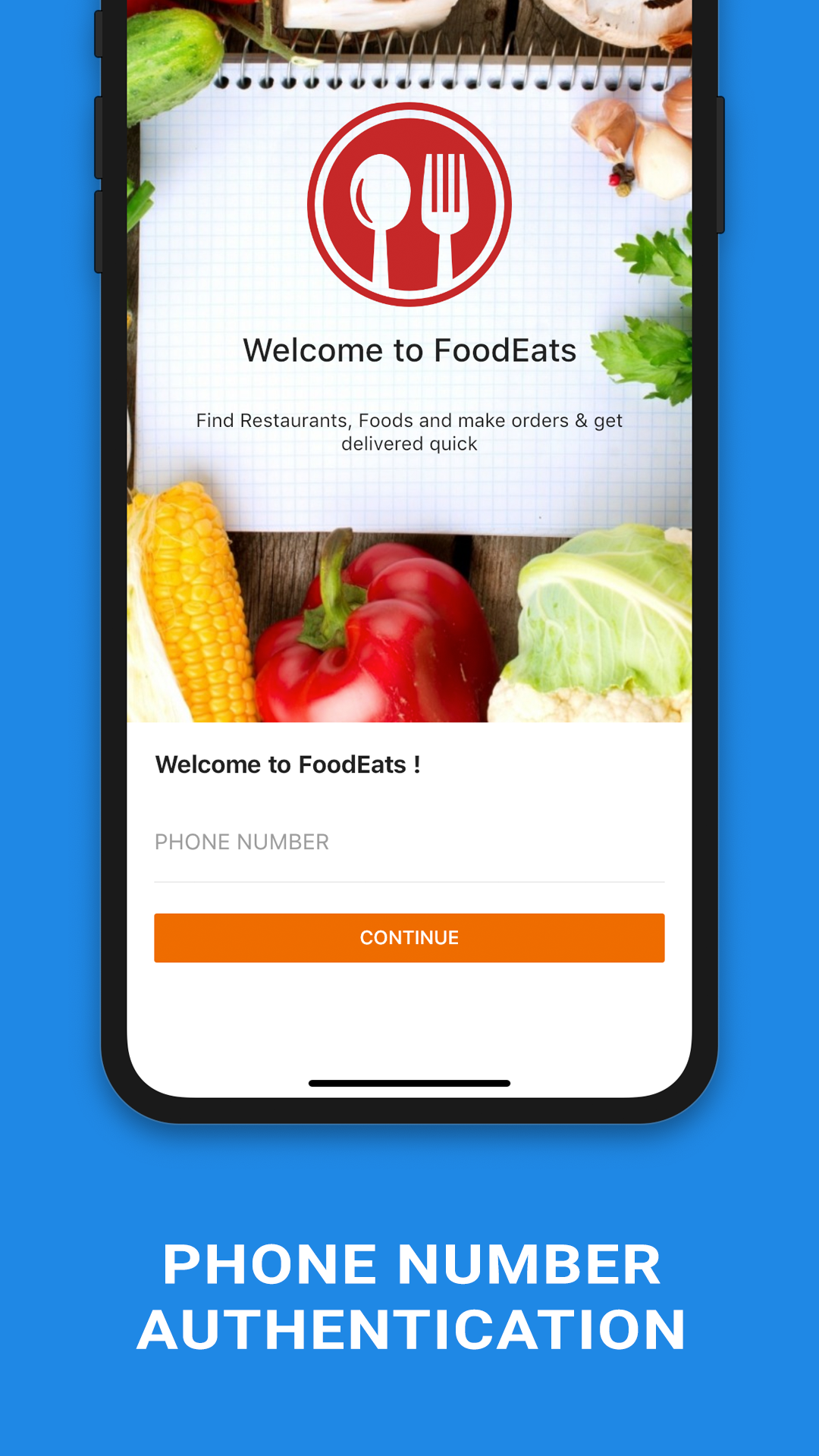 Flutter Food Delivery App Theme | It's All Widgets!