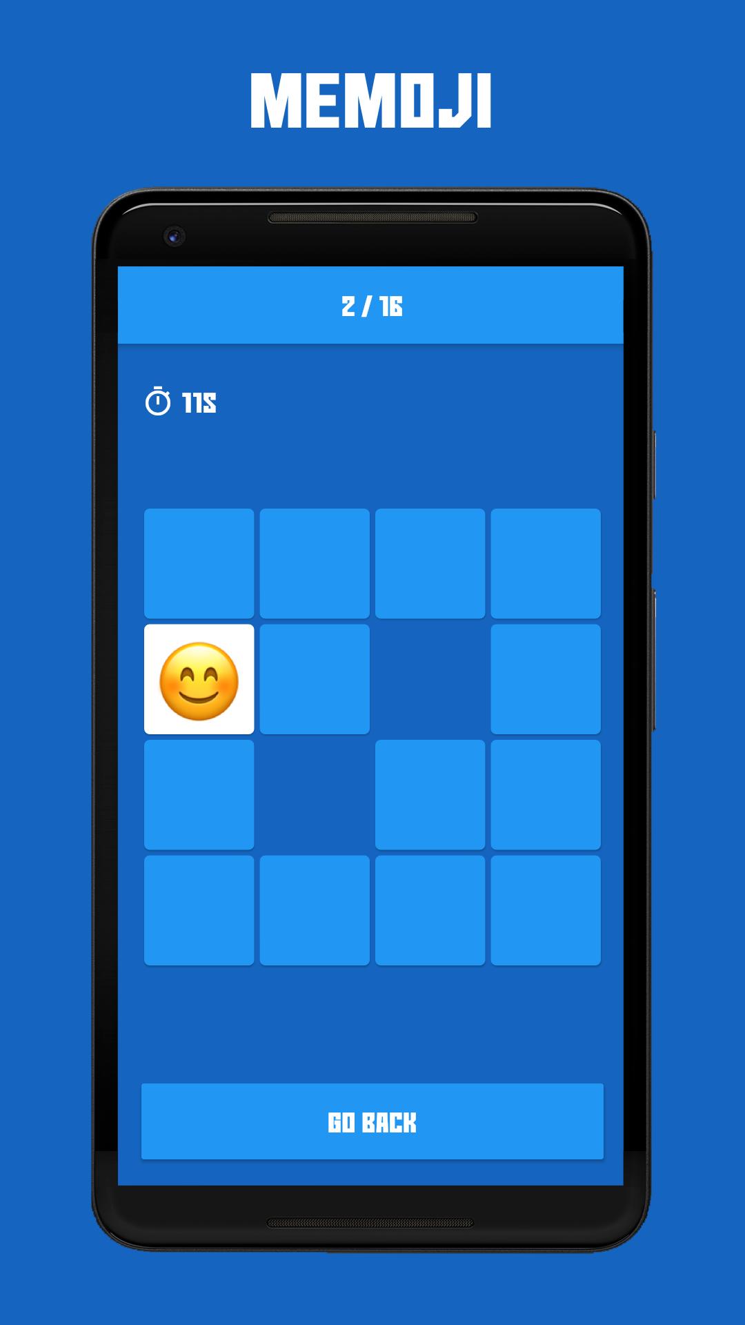 Memoji: The Memory Game | It's All Widgets!